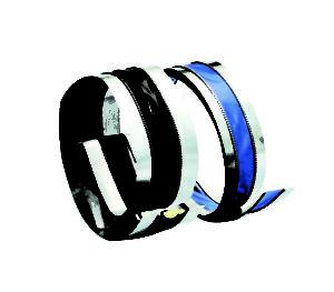 Fabric flexible duct connectors
