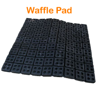 Waffle Pad
