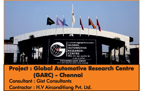 Glibal Automotive Centre