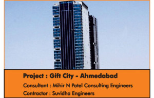 Gift City - Ahmedabaad