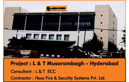 L&T Musarambagh Project