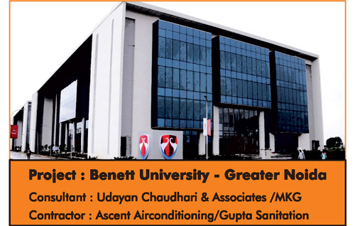Benett university-greater noida