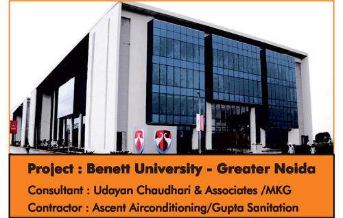 Benett university-greater noida