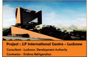 j.p international Center