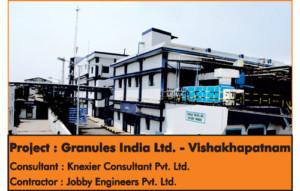 grenules india Ltd . vishakhapatnam
