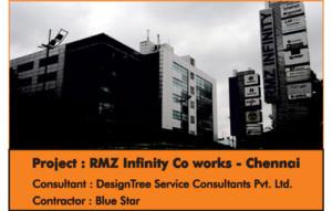 RMZ Infinity co warks