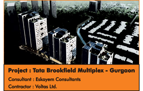 tata brookfield multiplex-gurgaon