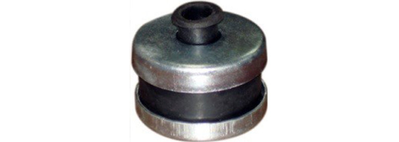 Vibration Isolator- Rubber Grommet Mount