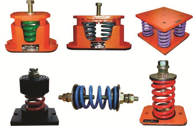 Why do you need vibration isolators? | Easyflex