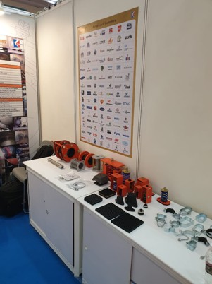 Easyflex exhibits at IESS Chennai 4