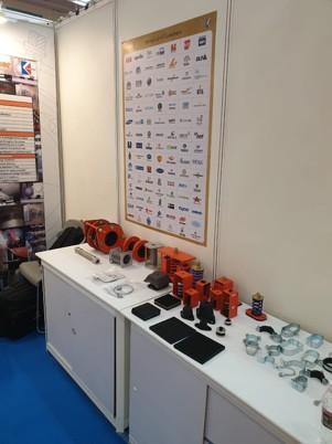 Easyflex exhibits at IESS Chennai 4