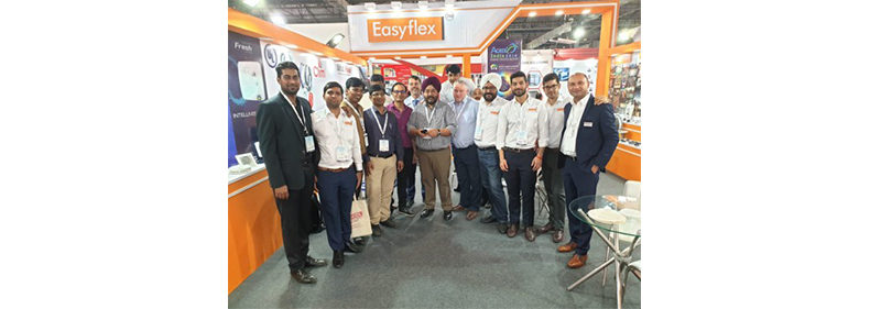 A Successful Show for Easyflex- Acrex 2019