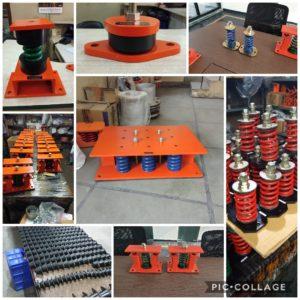 Vibration Isolators