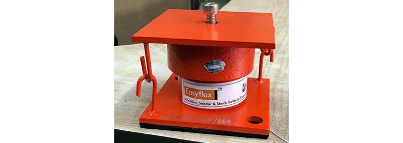 Auric Vibration Isolator for Pump