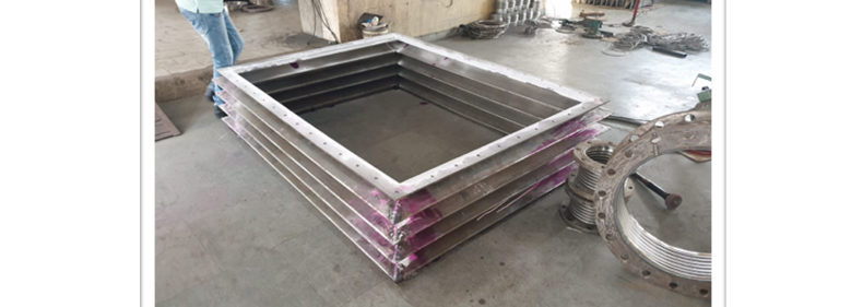 To Large sized MS Bellows for Air Quality Control Equipment