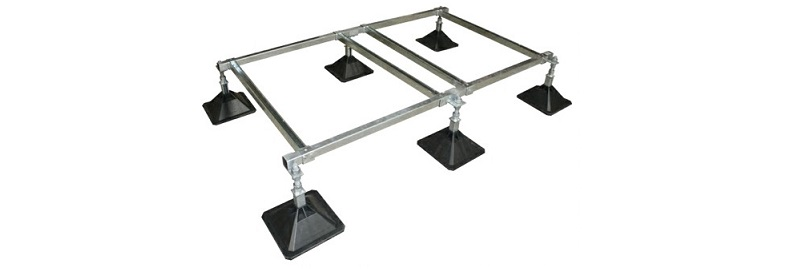- Easyflex-Strutfoot Flat Roof Support System