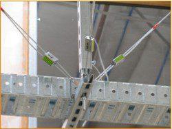 Seismic Bracing of Pipe using Rigid Brace